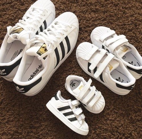 Adidas Superstar Family
