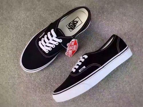 Vans Black White A01 Vans Shoes Vans Black Friday Shoes