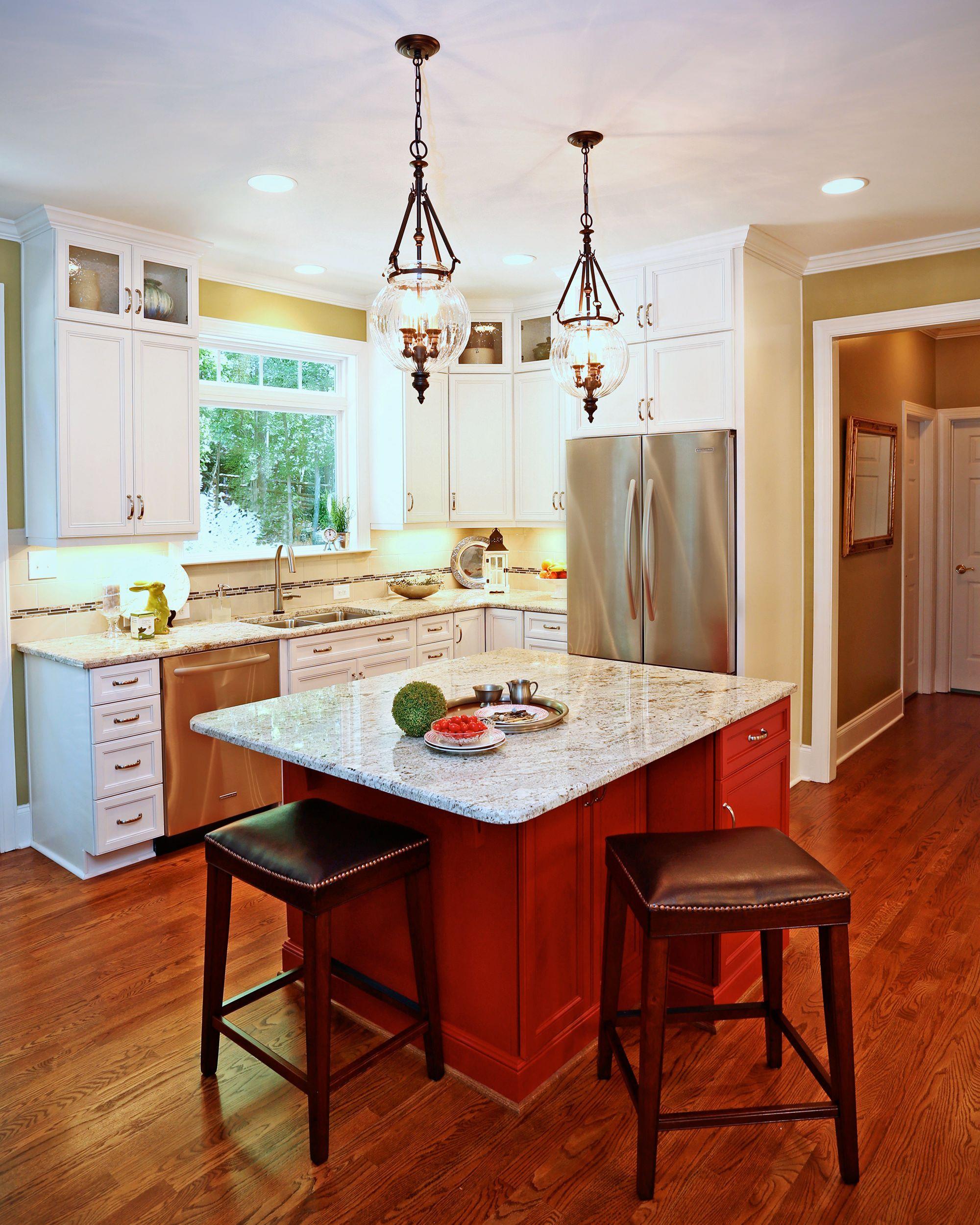 Barham Kitchen - North Carolina Kitchen Remodeling ...