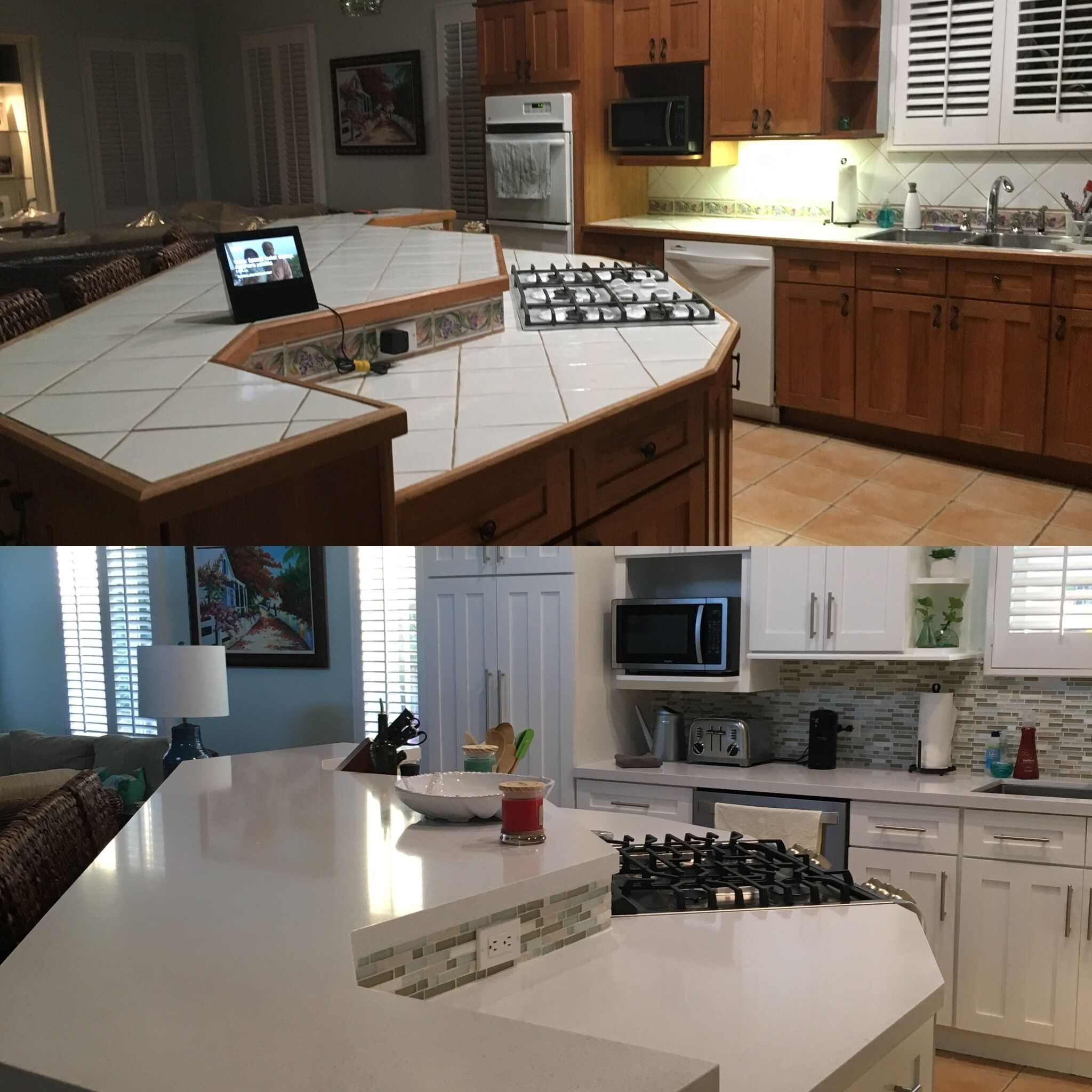Pin by rhonda cartwright on kitchen and living area remodel in