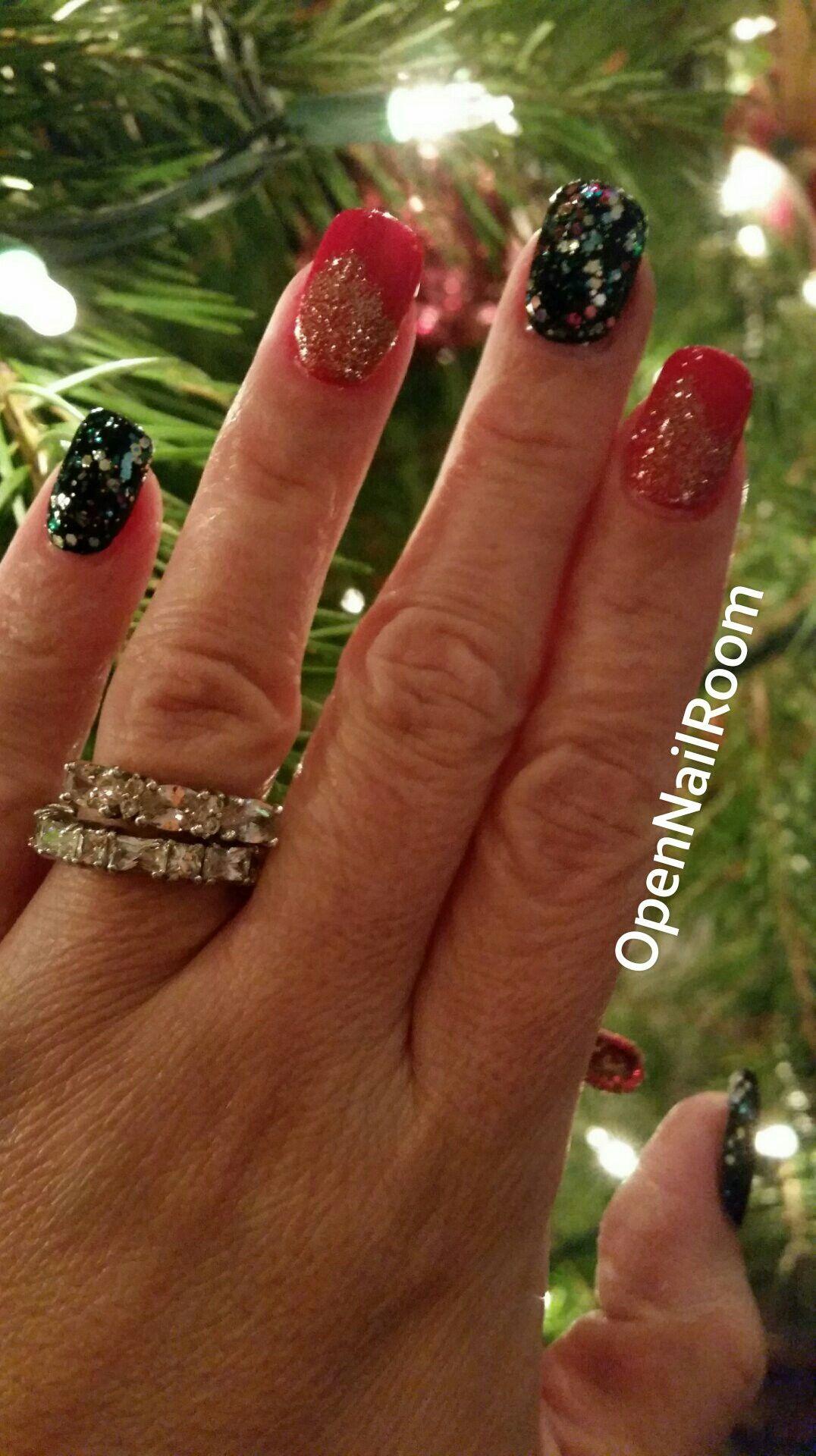 Christmas Nails colors are Julie Nails Colors Black Sheep Julie Nail ...