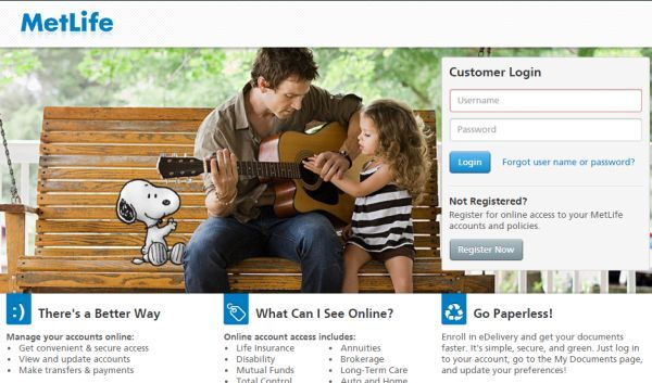 Eservice Metlife Com With Images Accounting