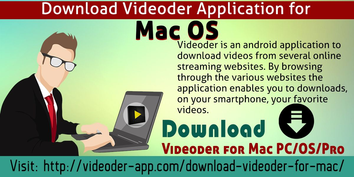 Videoder is an android application to download videos from