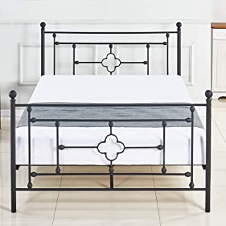 Amazon Com Twin Bed Frame Under 50 In 2020 With Images Queen