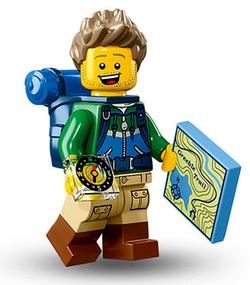 Wikipedia Lego