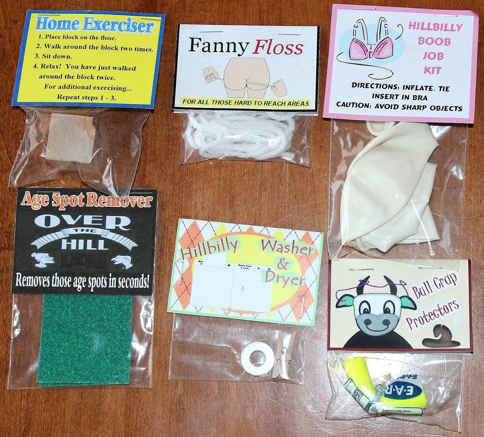 Fanny Floss Great For Birthdays Or A Fun Gag Gift Novelty Bags