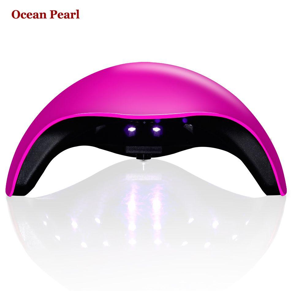 SUN5X UV LED Lamp Nail Dryer 48W UV Lamp Double light Auto sensor ...