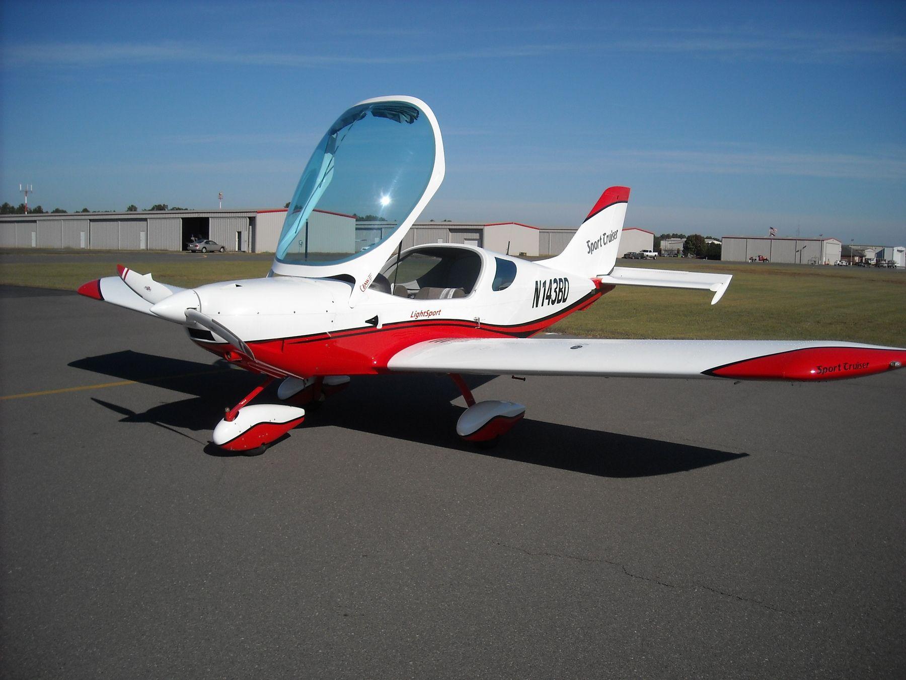 2009 czech sport aircraft sport cruiser for sale in ktta sanford nc usa