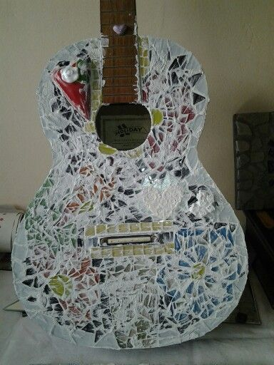 Grouting guitar