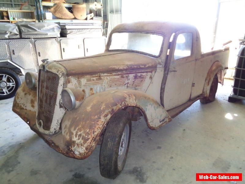 1939 morris ute hotrod rat rod project #abarth #forsale #australia ...