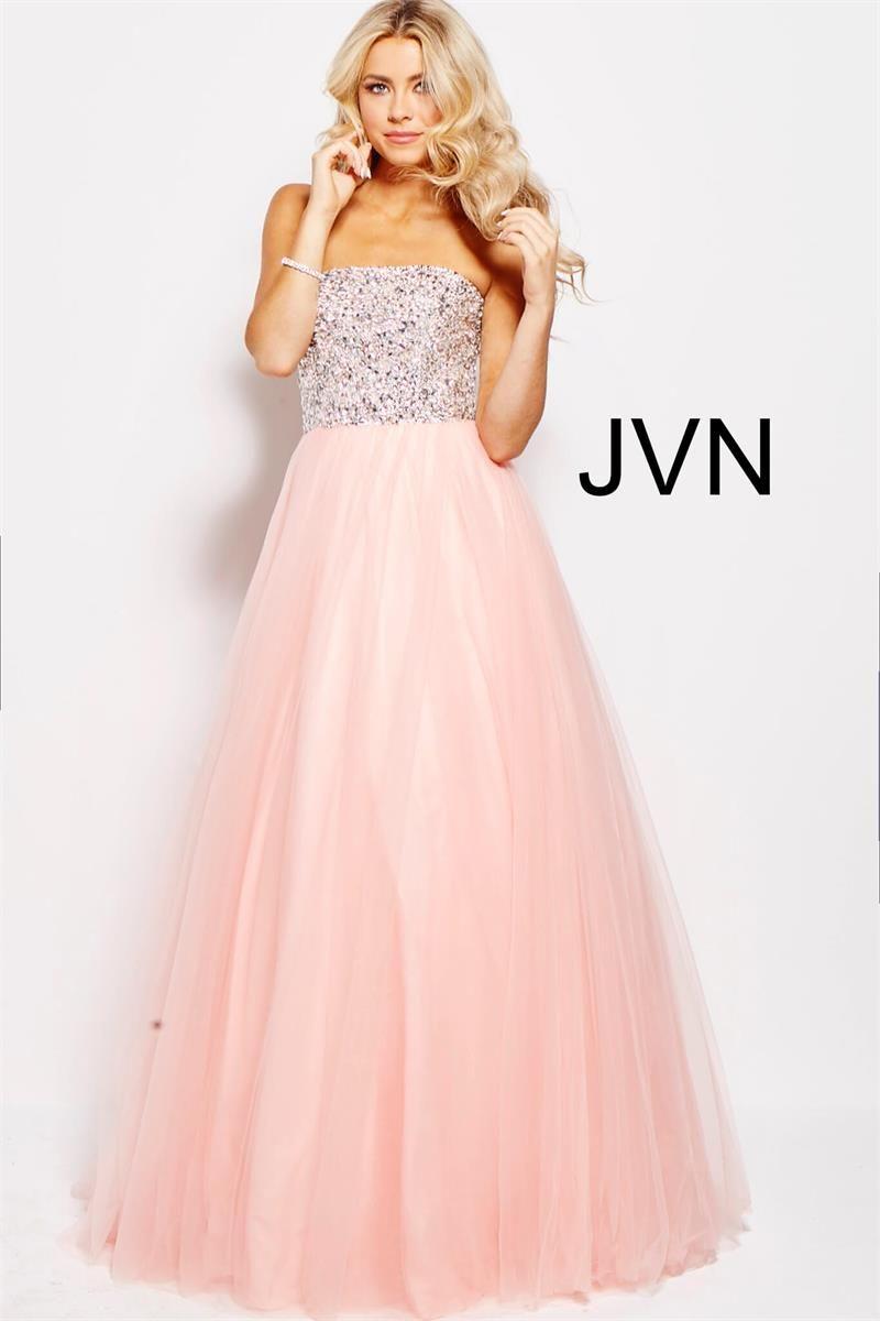 JVN by Jovani JVN52131 Dress - Formal Approach Prom Dress | JVN by ...