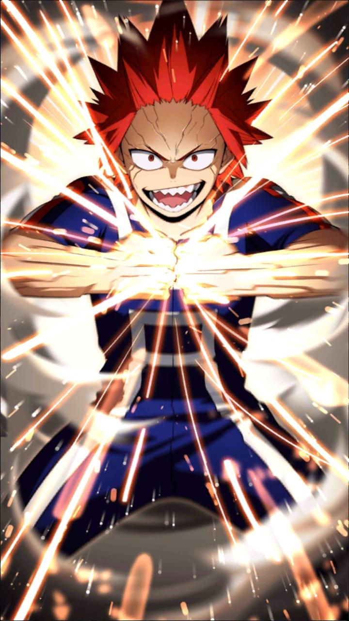 Smashtap Card Art Album Kirishima My Hero Academia Boku No Hero Academia Hero Wallpaper