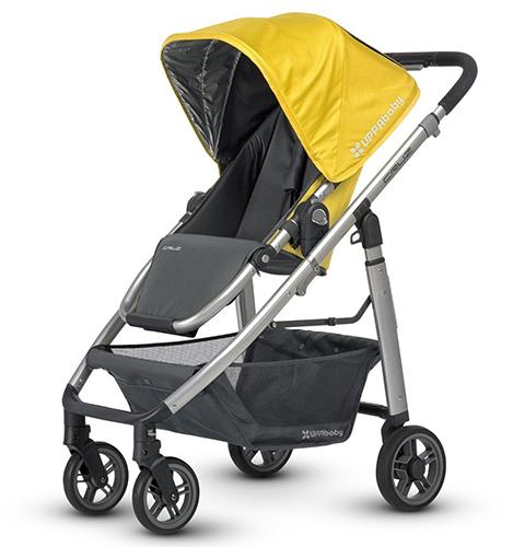 UPPABaby Cruz Stroller Sydney (Yellow/Grey) Uppababy