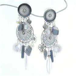 d6fb204eb1e Bijoux femme bijoux de créateurs Bijoux fantaisie nouveautés. Découvrez les boucles  d'oreilles ...