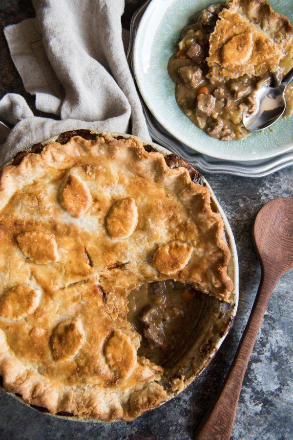 Beef Steak Pie is a wonderful, mostly forgotten old recipe ...
