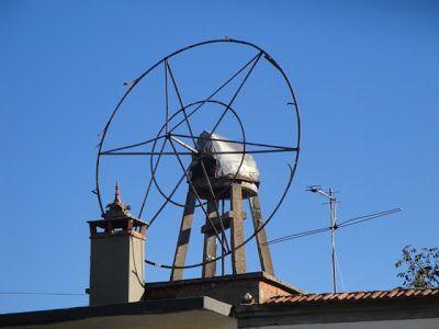 : HISTÓRIA DOS MOINHOS DE VENTO AMERICANOS- servia para a moagem de cereais, instalado em cima de uma casa.