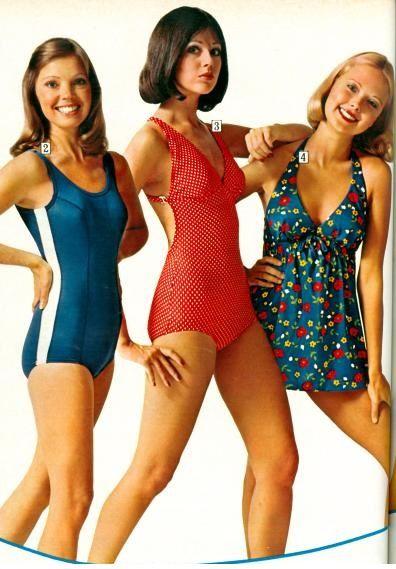 32768c796b 70 s swimwear Swimming Sport