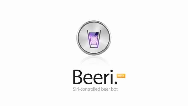 """Siri texts """"pour me a beer"""" to Beeri's Twitter account while Beeri's onboard Arduino Uno w/WiFi shield polls the Twitter API for any new """"pour"""" commands. Once Beeri sees the tweet, it pours beers for all who are thirsty. Without a doubt, beer is a tool for the creative class. #tech #siri #iphone #mobile #marketing http://www.redpepperland.tumblr.com/post/11730859389/have-siri-pour-you-a-beer"""