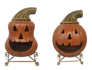 Attractive PP022 Large Pumpkin Chimenea Pallet Program