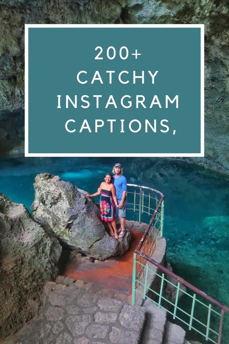 200+ Catchy Instagram Captions, Quotes and Sayings for ...