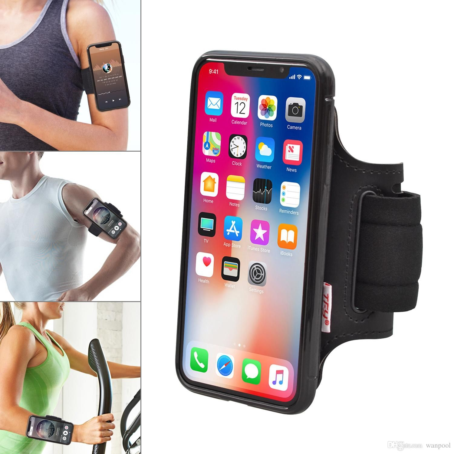 best website 9a93e e1c75 Best iPhone X Armbands: Workout Cases for Runners | How To iSolve ...