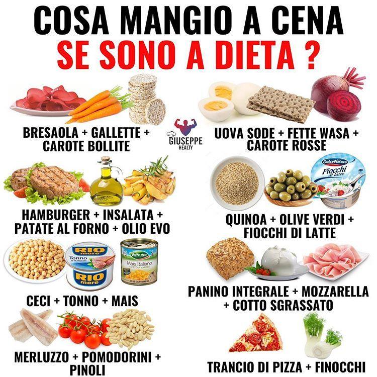 """Giuseppe Healthy on Instagram: """"👉 La cena è uno dei tre pasti principali della giornata, dovrebbe essere più leggero rispetto al pranzo, perché prima è l'ultimo pasto…"""""""