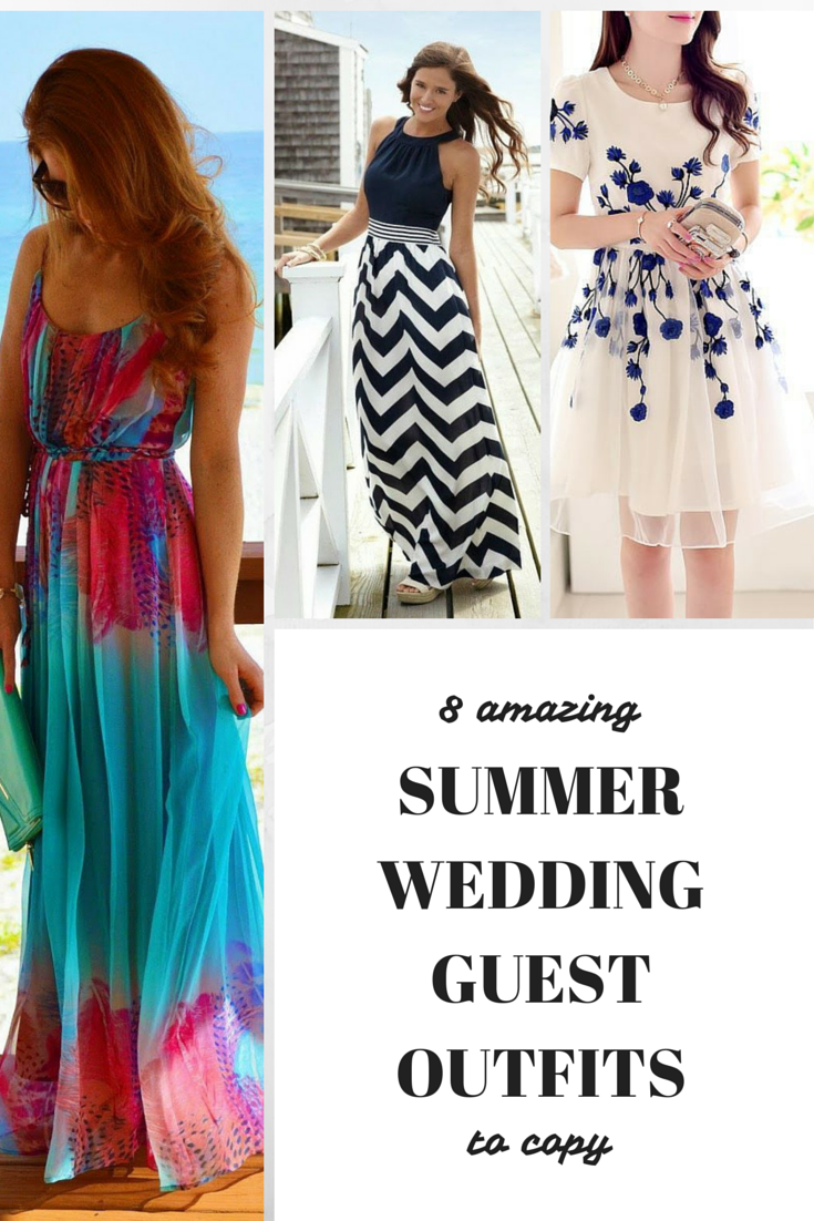 Dresses to wear to a beach wedding as a guest   amazing summer wedding guest outfits to copy right now  beach