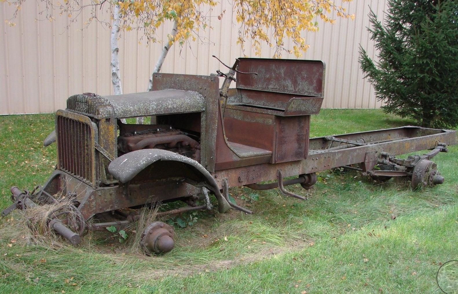 1919 Collier Truck