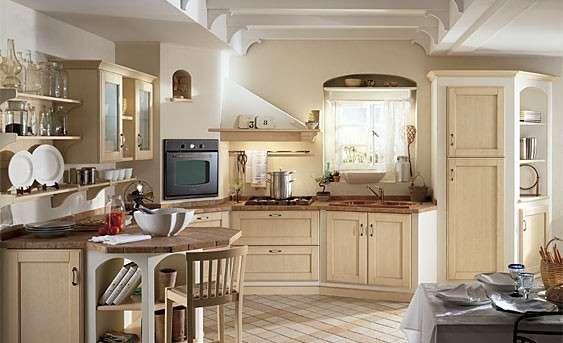 Cucine Scavolini, catalogo 2012 - Cucine Scavolini, Cora | Cucina