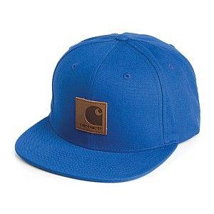 Carhartt Hats Ballwin Starter Snapback - Blue  34245d18119a