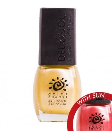 Color-Changing Nail Polish - Freesia Mind