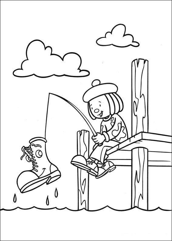 Dibujos para Colorear Jo Jo\'s Circus 11 | Dibujos para colorear para ...