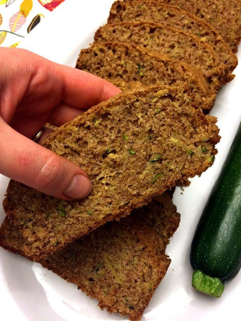 Best Ever Zucchini Bread Recipe Bread Pinterest Zucchini