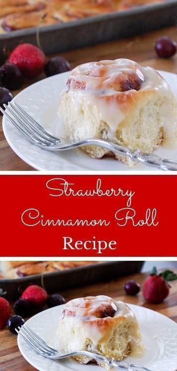 Erdbeer-Zimtschnecken-Rezept #Erdbeer-Zimtschnecken Erdbeer-Zimtschnecke  Erdbeer-Zimtschnecken-Rezept #Erdbeer-Zimt-Röllchen Strawberry Cinnamon Roll Recipe-Buttery Zimtsc #ErdbeerZimtschnecke #ErdbeerZimtschnecken #ErdbeerZimtschneckenRezept #strawberrycinnamonrolls