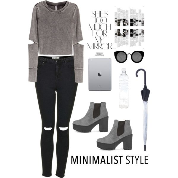 52471a8eafce7 Nothing is Missing by henna-kid on Polyvore featuring H amp M