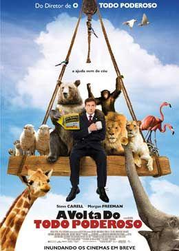 A Volta Do Todo Poderoso Filmes Online Legendados Filmes Posters De Filmes