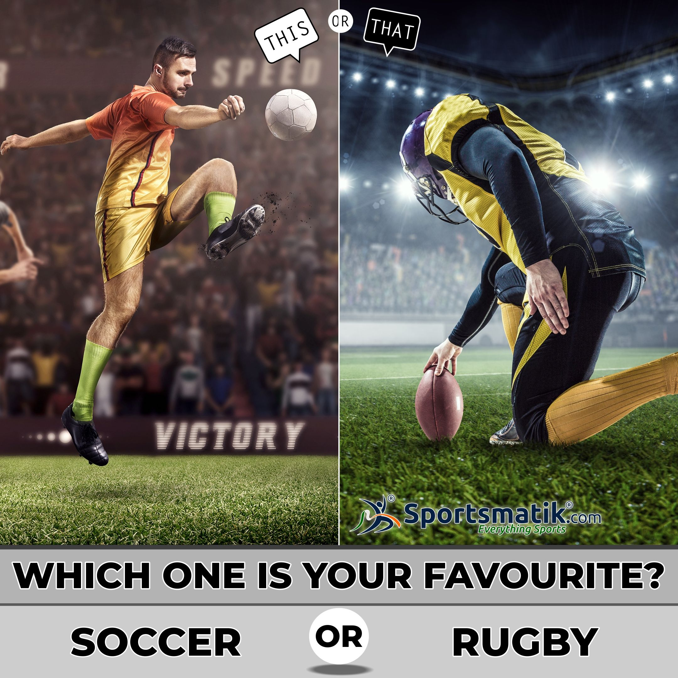 Soccer Or Rugby World Of Sports Sports Soccer