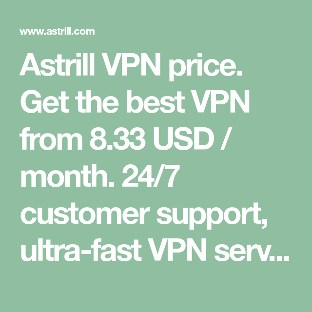 How To Use Astrill Vpn In China