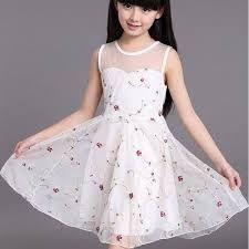 Modelos de vestido para nina