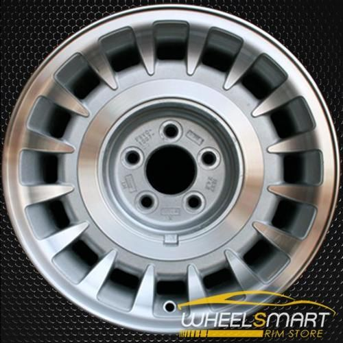 16 Lincoln Town Car Oem Wheel 1998 2002 Machined Alloy Stock Rim