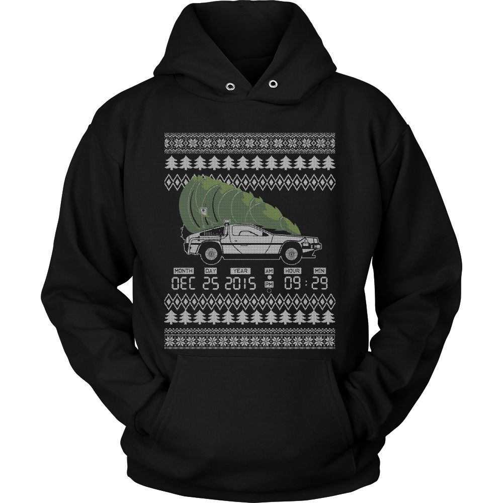 Back To The Christmas - Ugly Sweater LIMITED EDITION