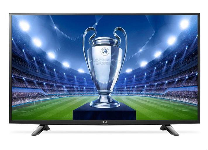 tv led lg 43lh5100 tv pas cher champions ligue des champions et sportif. Black Bedroom Furniture Sets. Home Design Ideas