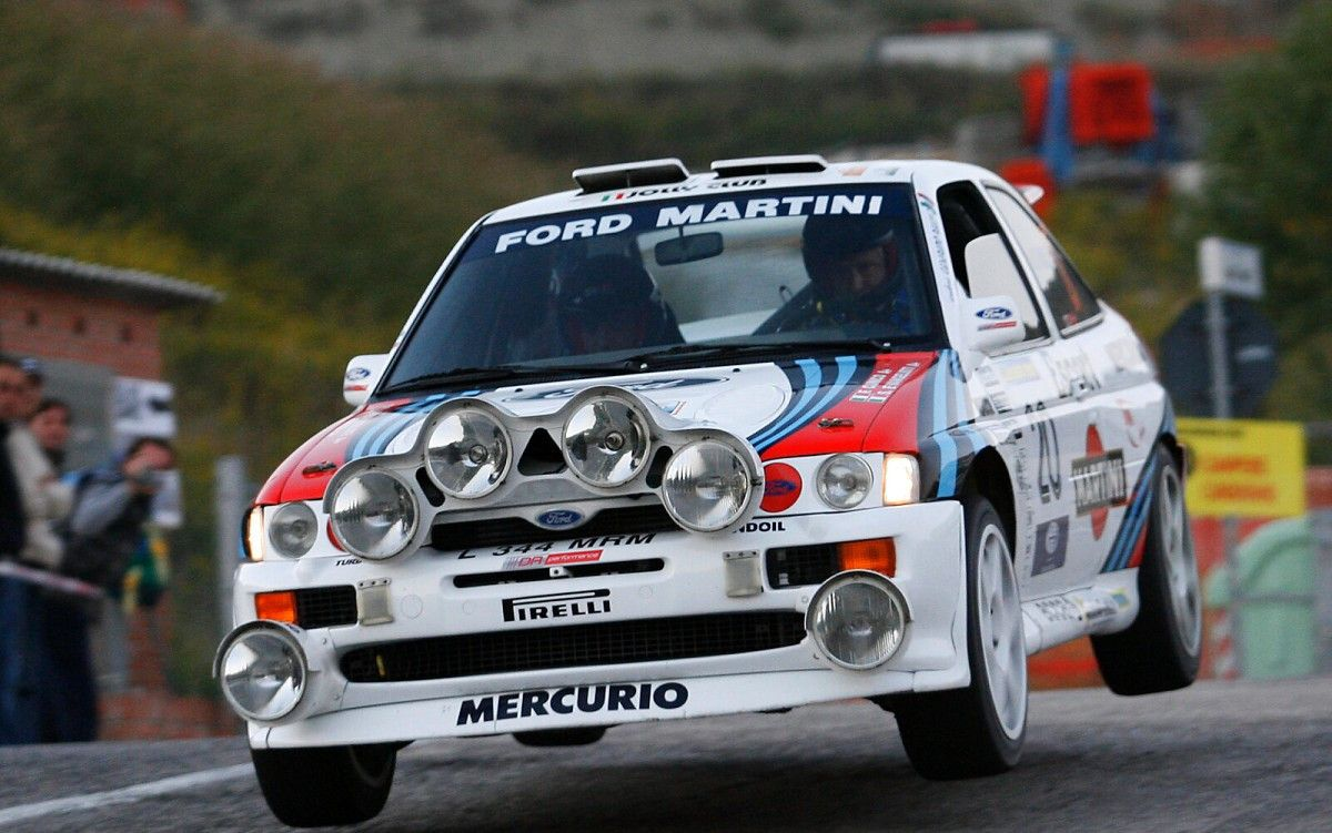 Ford Escort Cosworth - Franco Cunico Italy : ford escort cosworth rally car - markmcfarlin.com