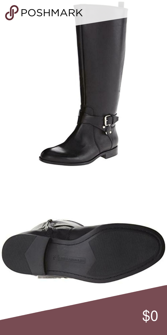 Enzo Angiolini Women Riding Boots Shoes $199 Enzo