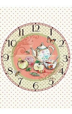 Miniature Printables - Clock