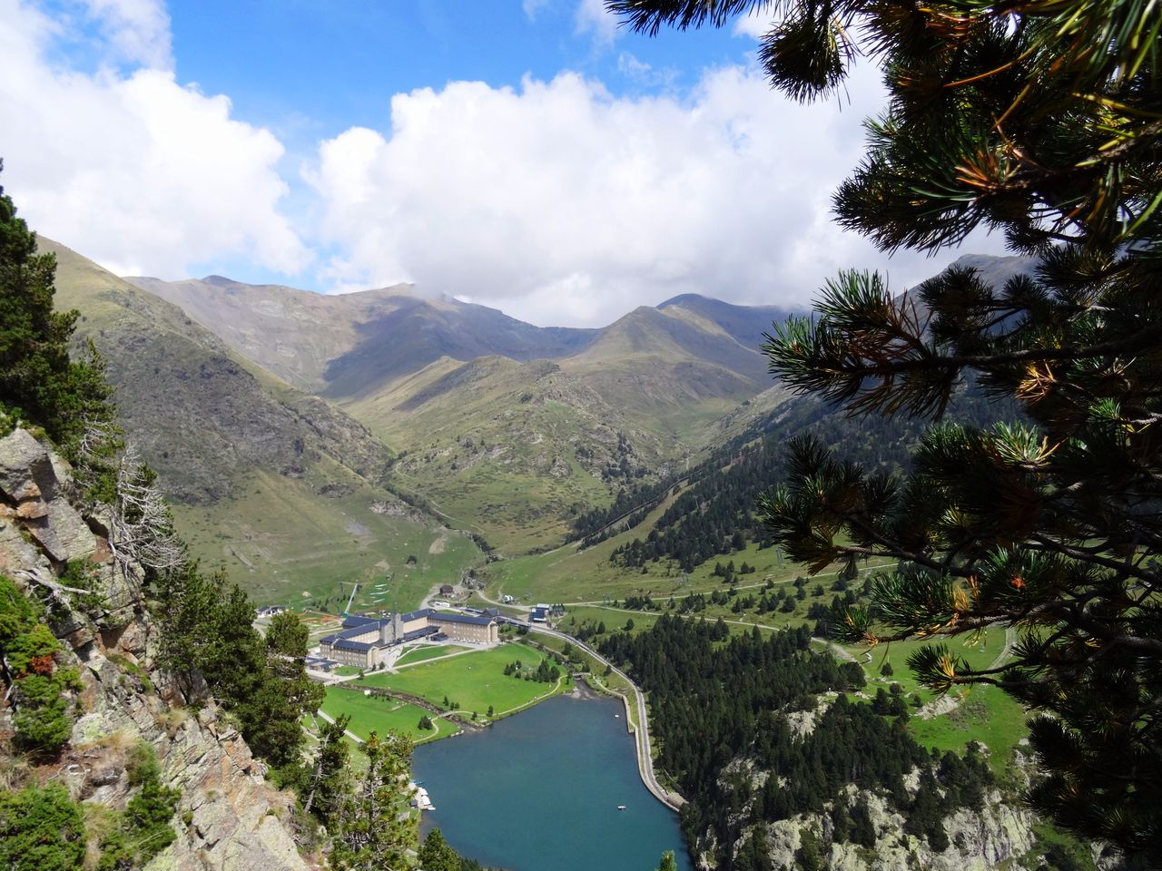 This is a wonderful chance to step foot in the spectacular Pyrenees mountains and take the mountain train up to nearly 2,000 metres (6,000 feet).