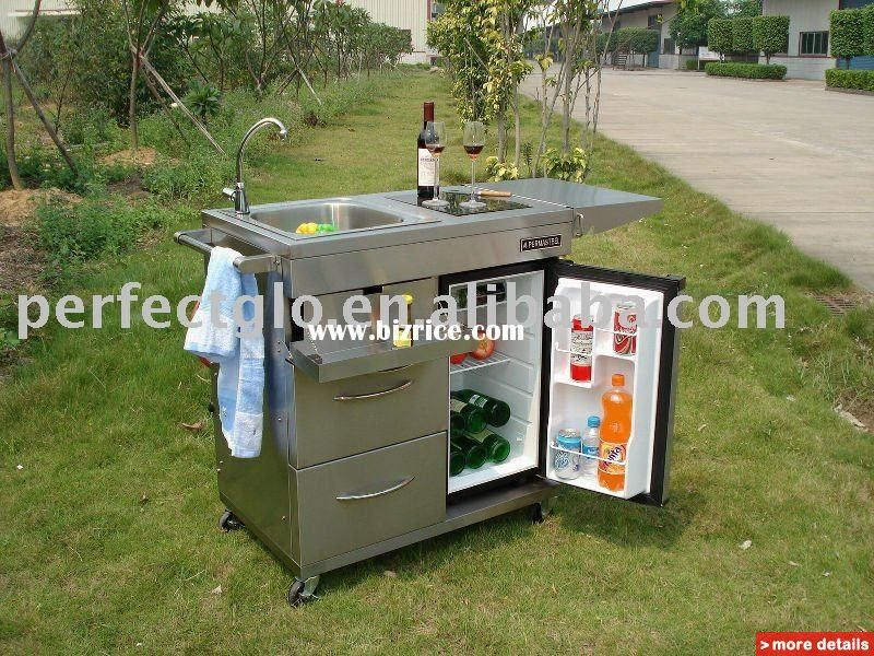 Outdoor Kitchen Grills Bbq Gas Grill Accessory Outdoor Kitchen Cart China Bbq Accessories