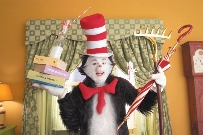Cat In The Hat Movie Photo Cat In The Hat Kid Movies Cats Animated Movies