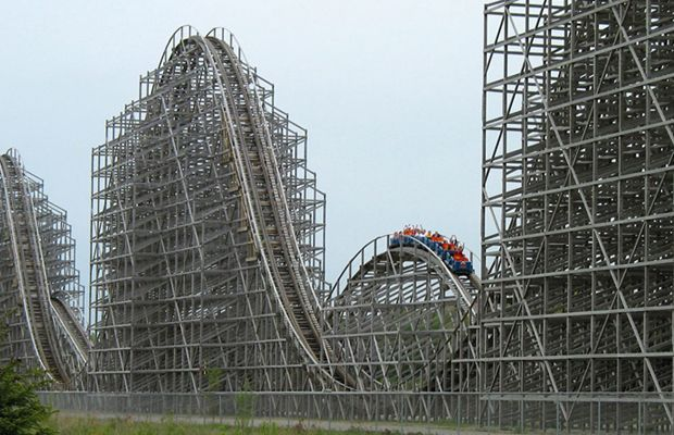 The 10 Fastest Roller Coasters In The World Michigan My Michigan