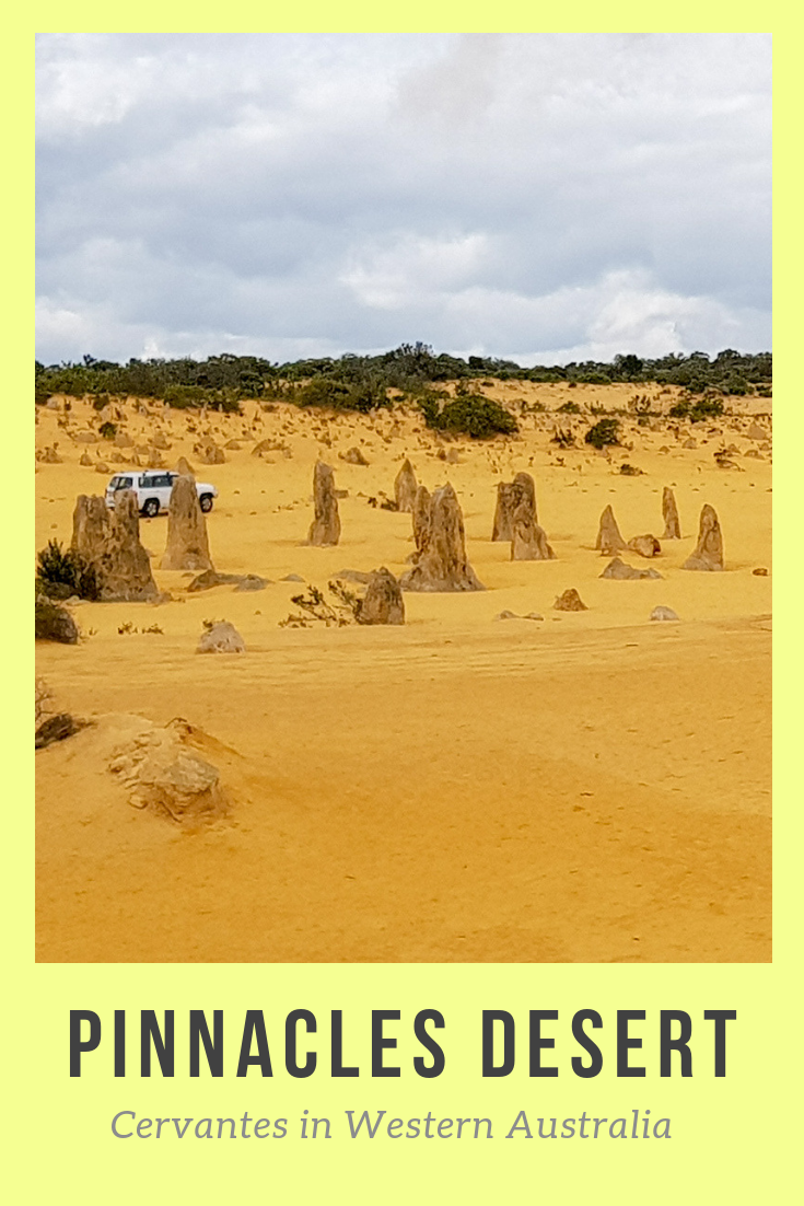 Get out and about Exploring the Pinnacles Desert in Western Australia